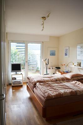 Immobilie in Wülfrath, Bungalow, Reihenmittelhaus, Schlafzimmer