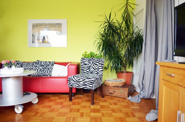 Immobilie, Eigentumswohnung, Wuppertal, Barmen, Hatzfeld, Wohnraum