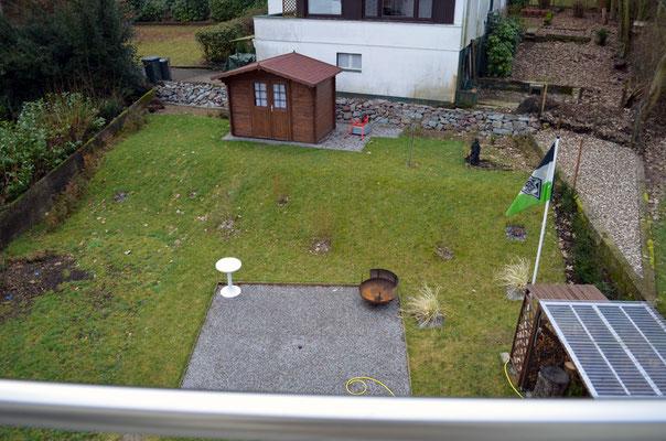 Immobilie in Ennepetal, Maisonettewohnung, Eigentumswohnung, Gemeinschaftsgarten