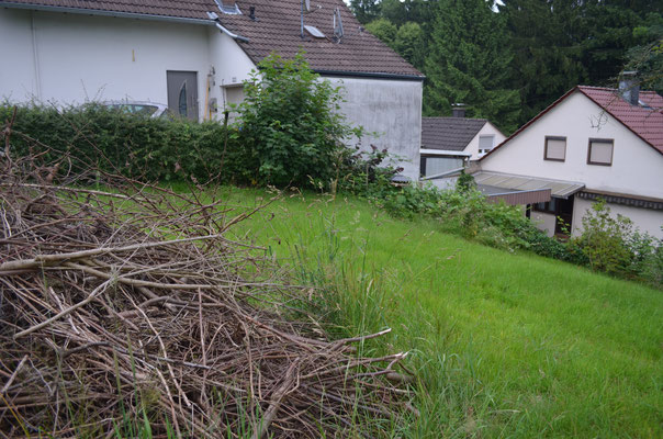Baugrundstück, Grundstück, Solingen, Solingen Wald, Hanggrundstück