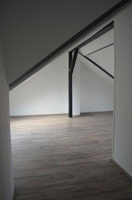 Immobilie in Ennepetal, Maisonettewohnung, Eigentumswohnung, Dachgeschoss, Wohnraum