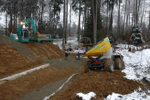 Biotopbau Eberhard Gartenbau AG Kloten