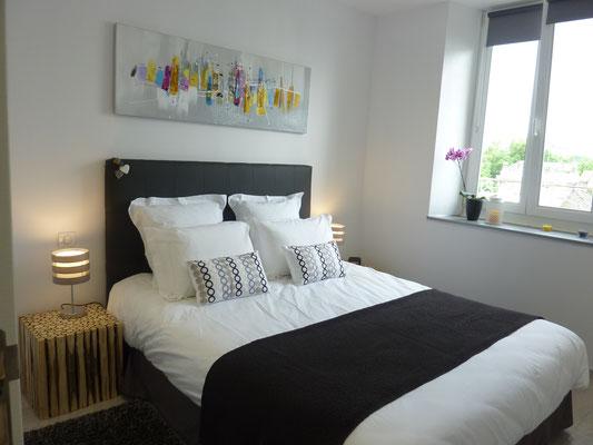 Chambre tout confort pour vacances à Vittel