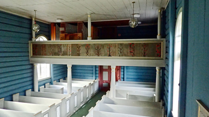 galleriet fra Dal kirke
