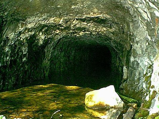 Blick in die Tinnsjø Kupfermiene