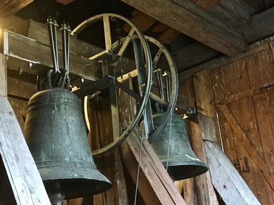 klokkene i Gransherad kirke
