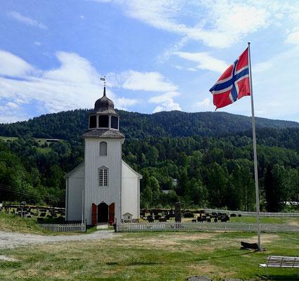 Hovin kirke 17.Mai