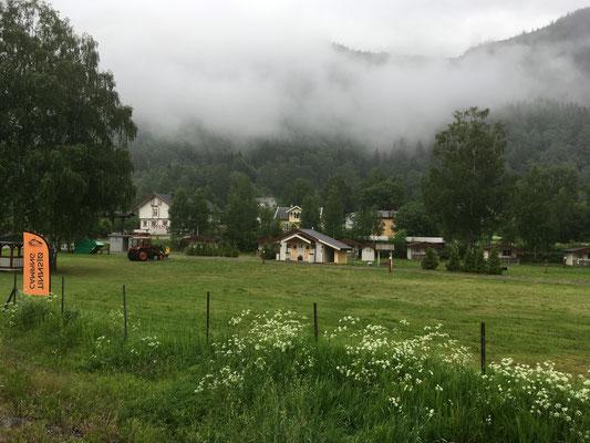 Tinnsjø Camping Mæl