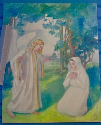 maleriet Hovin kirke