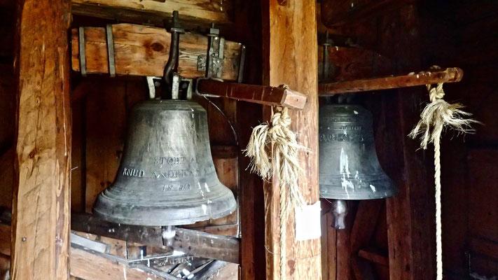 klokkene fra Mæl kirke