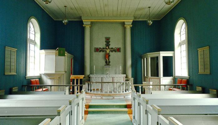 Altarrom Dal kirke