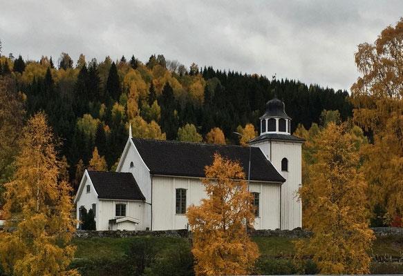 Gransherad kirke høst