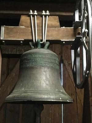 klokken i Gransherad kirke