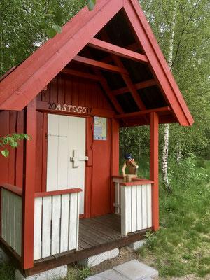 Pilgerübernachtung Åstogo