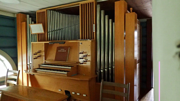 Orgel Dal kirke