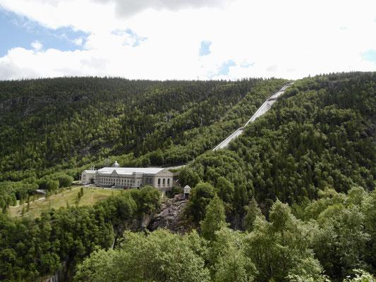 Vemork Rjukan