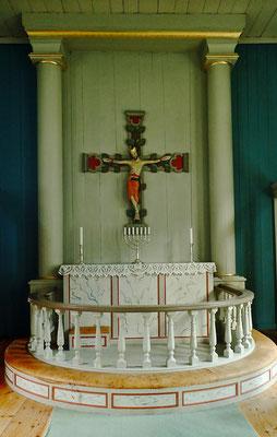 Altar Dal kirke