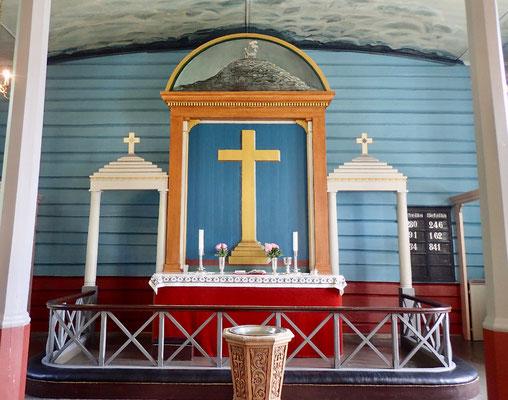 koret Hovin kirke