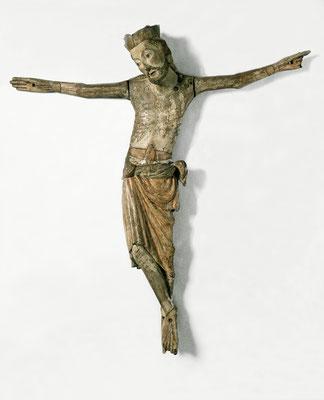 Kristus Figur aus der alten Stabkirche