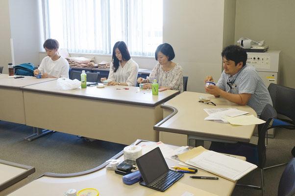 6月24日、中京大学センタービル7F