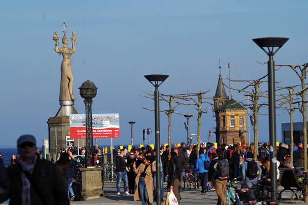 Konstanz の港