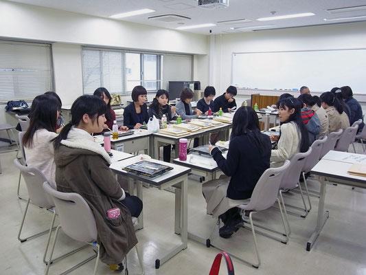 2012年秋(名大全学教育棟本館中央棟)