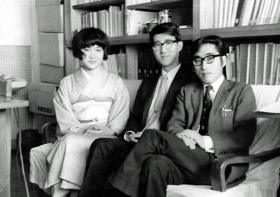 1970年もしくは71年