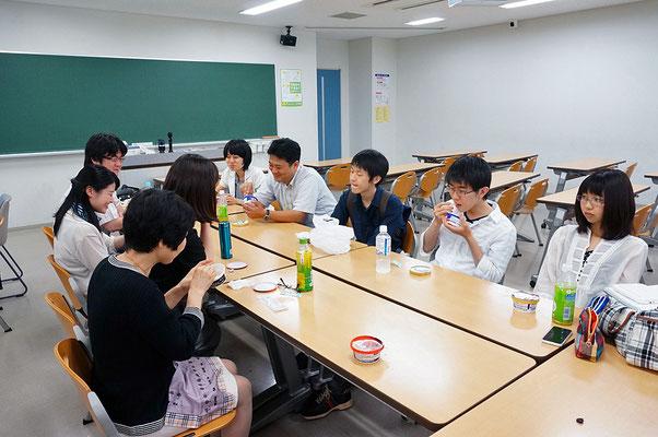 2015年夏(中京大学5号館)