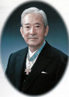 佐藤自郎教授(独文学講座3代目教授)