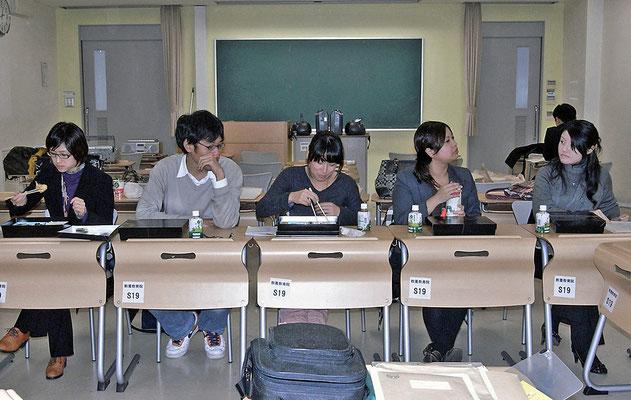 2009年秋(名大全学教育棟本館南棟)