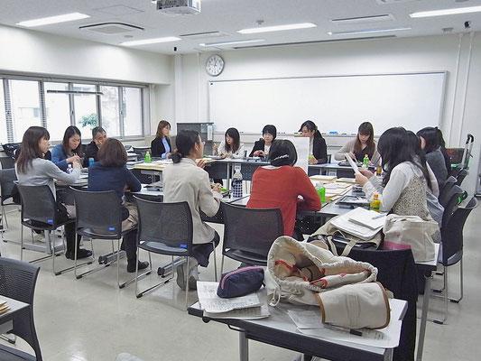 2011年秋(名大全学教育棟本館中央棟)