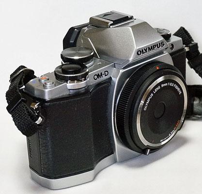 Plympus OM-D E-M10