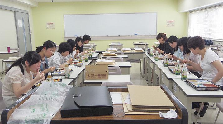 2013年春(名大全学教育棟本館中央棟)