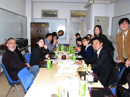 2008年秋(名大全学教育棟A館)