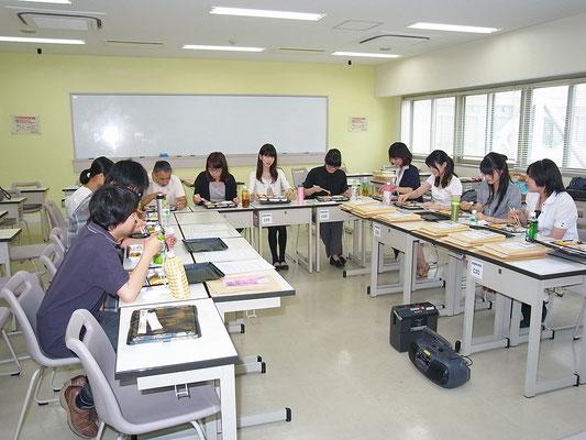 2012年春(名大全学教育棟本館中央棟)