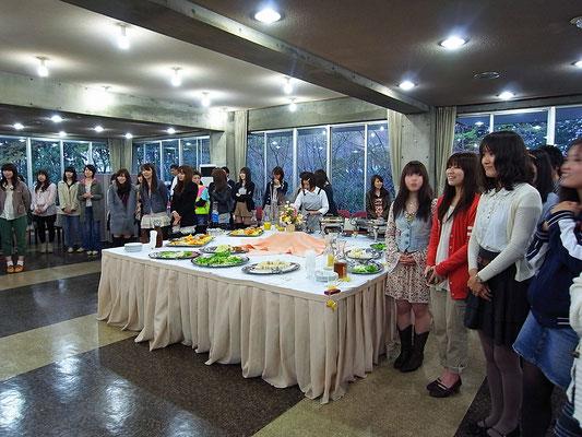 新入生歓迎会(2011年4月)