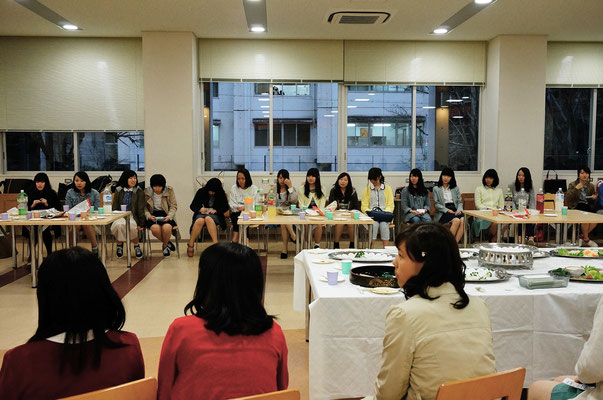 新入生歓迎会(2015年4月)