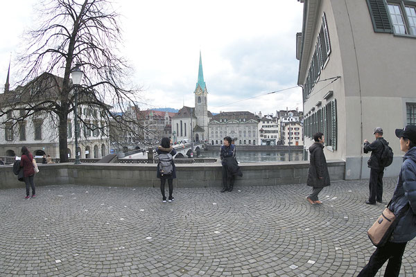 Zürich 旧市街