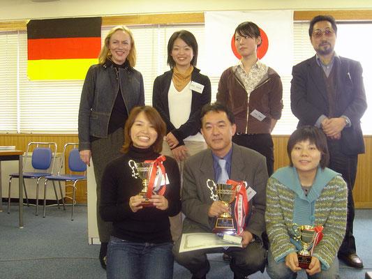ドイツ語弁論大会2005年