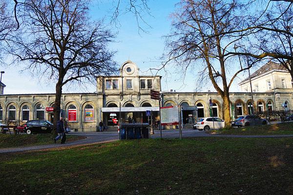 Sigmaringen 駅