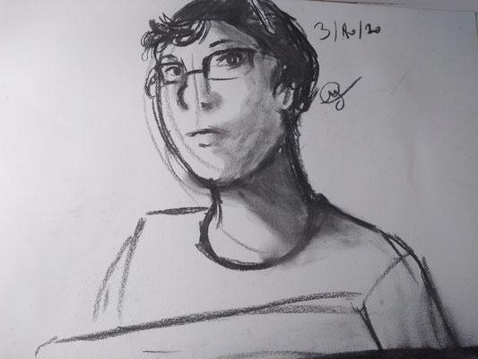 Nolwenn - autoportrait