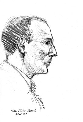 Marc-Olivier Baruch,  Procès Papon