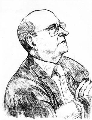 Maurice David Matisson, partie civile du procès Papon