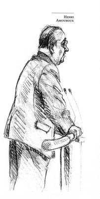 Henri Amouroux, défense Papon