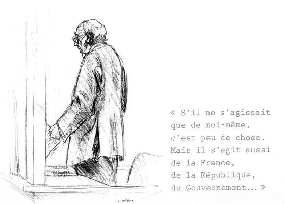 """Maurice Papon : """"C'était pour la France..."""""""