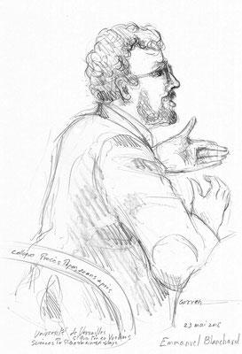 """Emmanuel Blanchard - Colloque """"Procès Papon, vingt ans après"""""""