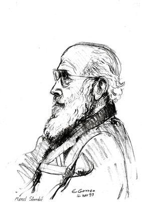Marcel Stourdzé 12-11-97 #Procès Papon