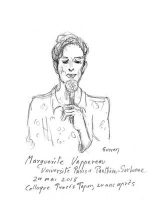 """Marguerite Vappereau - Colloque """"Procès Papon, vingt ans après"""""""