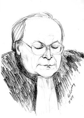 Me alain Lévy, procès Papon