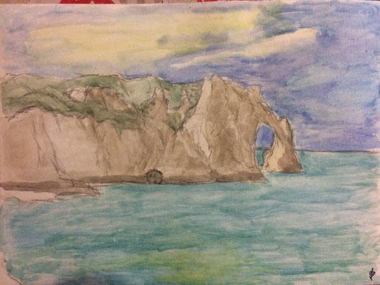 D'après Claude Monet